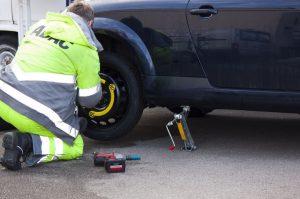 flat-tire-draper-ut